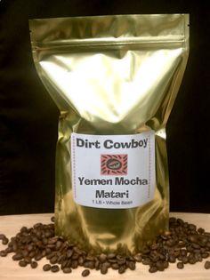 Yemen Mocha Matari - My favorite coffee in the whole world