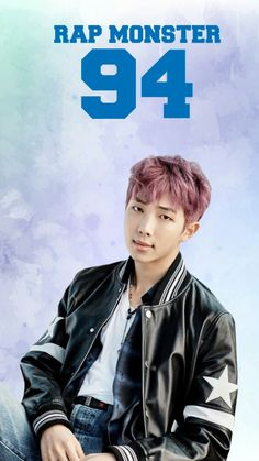 Rap monster te amo tanto
