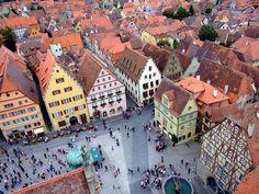 Rothenburg ob der Tauber,