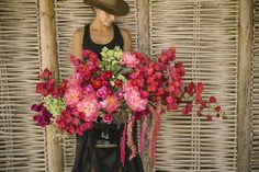 Bougainvillea bouquet | Wedding & Party Ideas | 100 Layer Cake