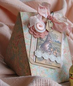 sweet Easter tag for a gift basket