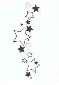 Star Tattoo 1 By Cr416l1ndl3y On Deviantart Design 600x859 Pixel