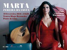 Marta Pereira da Costa | Fado | Guitarra Portuguesa | Teatro Diogo Bernardes | Ponte de Lima