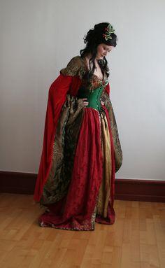 184 best A Renaissance Christmas images on Pinterest | Costumes ...