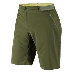I pantaloni corti traspiranti Pedroc Bermuda Shorts in tessuto 4-way stretch sono dotati di cuciture piatte per il massimo comfort. Il tessuto con protezione solare UPF 50+ è rifinito con trattamento idroepellente DWR senza PFC. Sono dotati di due tasche
