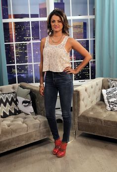 Shahs of Sunset's GG Gharachedaghi appears on 'The Lowdown with Diana Madison'