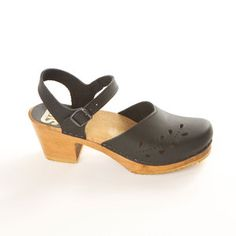 Leaf Punch Mary Jane Med Black, $147, now featured on Fab.