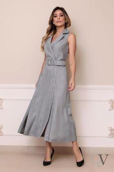 Meghan Markle Dress, Kurti Patterns, Kurti Designs Party Wear, Tuxedo Dress, Dresses For Work, Summer Dresses, Haute Couture Fashion, Chiffon Dress, Ideias Fashion
