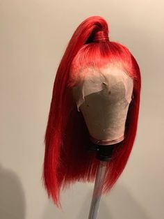 Red Wigs Lace Frontal Wigs Natural Red Hair With Blonde Highlights White And Red Wig Dark Purple Red Hair Color 27 Wig Red And Gold Hair Red Hair With Blonde Highlights, Red Blonde Hair, Red Hair Color, Pink Hair, Color Red, Brown Hair, Weave Hair Color, Hair Colors, Black Hair