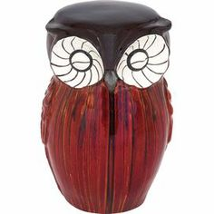 Wise Owl Stool $75