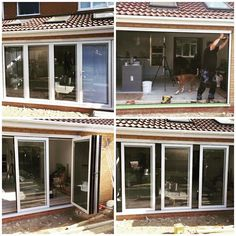 We're not a bifold door! We offer the most unique alternative on the market. Visit a showroom today, 01142 Outdoor Living, Outdoor Decor, Folding Doors, Custom Home Builders, New Builds, Patio Design, Sheffield, Luxury Living, Showroom