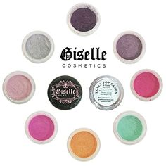 Professional Makeup Kits By Giselle Lollipop Candy 8 Stack Eyeshadow -- You can get additional details at the image link. (This is an affiliate link) #EyeMakeup