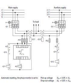 wiring diagram automatic transfer switch wiring diagram filter Automatic Transfer Switch Wiring Diagram