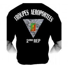 T-shirt 2e REP