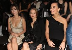 Roberta Armani Photo - Giorgio Armani Prive - Front Row - Paris Fashion Week Haute Couture S/S 2011