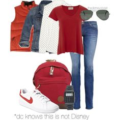 """Marty McFly"" by thetallone on Polyvore"