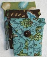 Maggie  Little Bags for Little Things from SewBaby.com