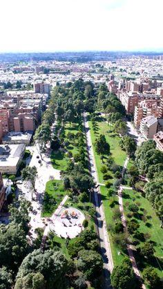 Parque el Virrey, Bogotá Colombia