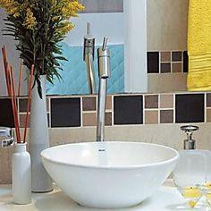 Banheiros: como acertar a altura do misturador?