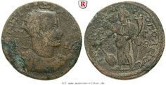 RITTER Kilikien, Tarsos, Gordianus III., Tyche #coins