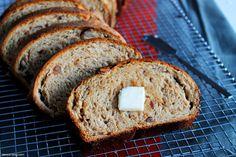 Pecan Date Bread. devour-blog.com