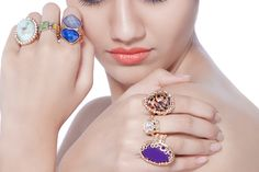 #stackup #rings #jewellery #accessories by #zahrajani #new #collection #colourful #vibrant #fashion #trends Fashion Jewellery, Fashion Accessories, Online Fashion Boutique, Jewelry Collection, Cravings, Vibrant, Ring, Diamond, Shop