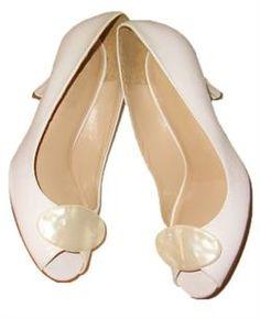Shoe clips for plain heels, $14