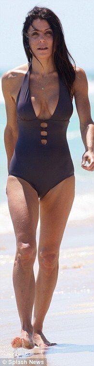 Bikinis for days: Bethenny Frankel stunning in the PORTOFINO