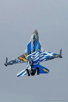 ZEUS, F16  Hellenic Air Force Demo team!  Awesome! !!!!!!!!!
