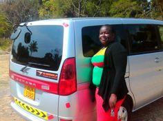 Christinah Musarurwa from Zimbabwe