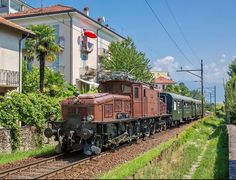"""Crocodile"" The iconic Gotthard diesel Locomotive"