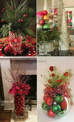 Outstanding Christmas deco info are available on our internet site. Have a look and you wont be sorry you did. Beautiful Christmas, Christmas Home, Christmas Holidays, Christmas Wreaths, Merry Christmas, Christmas Ornaments, Christmas Arrangements, Christmas Table Decorations, Decoration Table