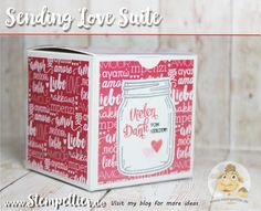 sending love suite stampin up sealed with love valentines 2017 occasions catalogue preview sneak peek stempeltier