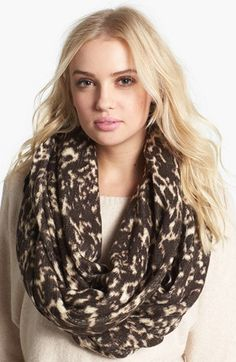 MICHAEL Michael Kors 'Rochelle' Infinity Scarf available at #Nordstrom