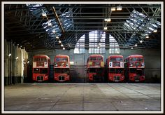 Routemasters for scrap | Flickr - Photo Sharing!