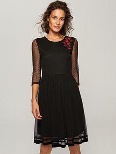 Vásárolj online! Csipkés ruha, RESERVED, SE647-99X