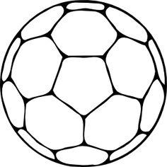 Handball Ball clip art - vector clip art online, royalty free & public domain