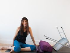 Shaping Up: Forget a yoga body, aim for a #yoga mind ~ #Montreal Gazette