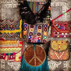 """Bag obsession tap for brands sweeties and have a fab day! #boho #bags #bohemian #hippie #hippiestyle #ibizalook #ibizabohogirl #vintage"""