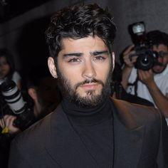 Zayn Malik Trades His Bushy Beard For a Soul Patch