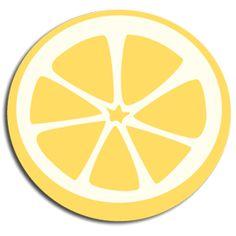 Lemon free svg file for cutting on cricut