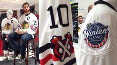 Blackhawks reveal familiar sweater for 2015 NHL Winter Classic 3aaf4c5d9