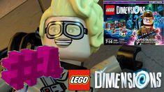LEGO Dimension FR Story Pack S O S Fantomes 2016 Episode #4