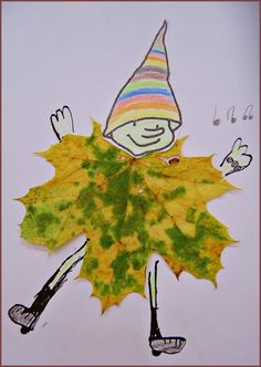 Land Art, Art Plastique, Techno, Cycle 2, Painting, Fall Season, Fall Crafts, Day Care, Crafting