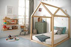 lit cabane, pour votre chambre d'enfant