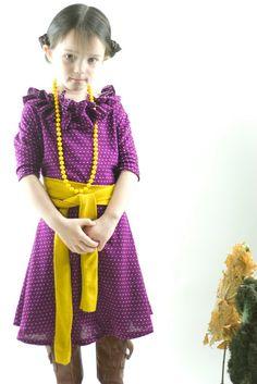 Free pattern: Last Minute Frock for little girls
