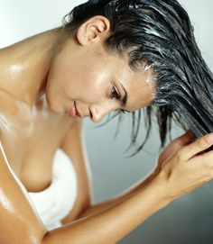Top 10 Tips for Healthy Summer Hair- DRINK UP