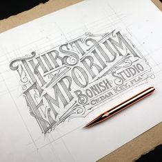 "Polubienia: 336, komentarze: 23 – ⅄HꓒꓯꓤꓨOꓒ⅄ꓕ :) ☕️✏️ (@tomasz_biernat) na Instagramie: "" | Florida Keys ✏️☕️ #logo #florida #floridakeys #usa #concept #typism #handmadefont #sketch…"""