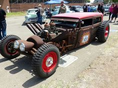 29 ford. The exhaust is just awesome!!!