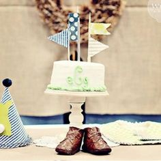 Vintage Woodland Bunny Party {childrens party}
